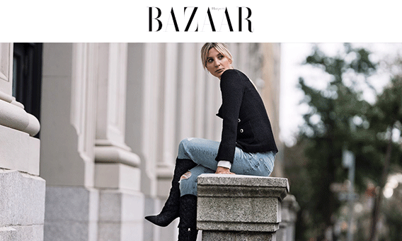 The Chicest Ways to Style Your Jeans This Holiday Season