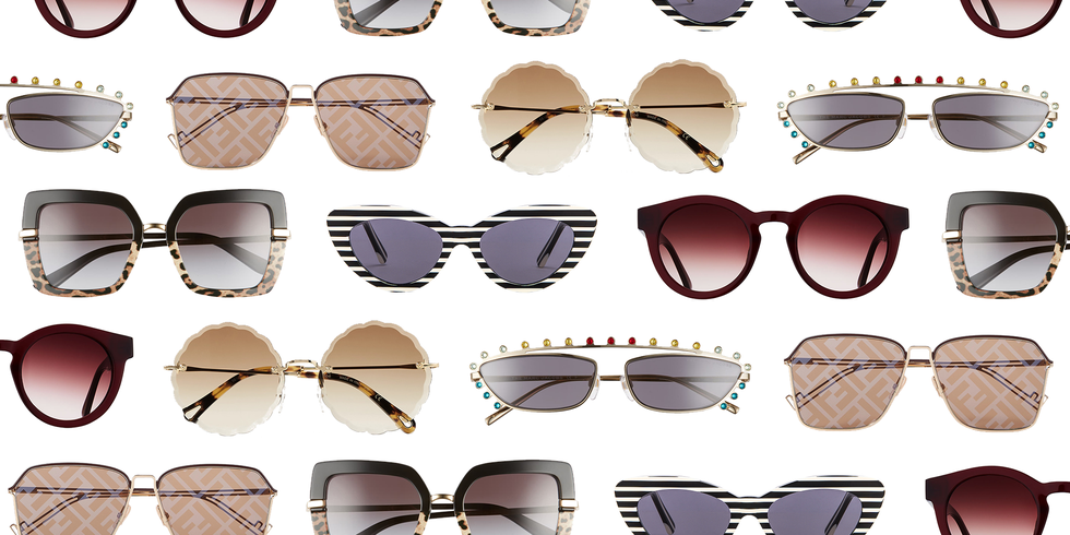 The 32 Best Pairs of Sunglasses to Shop Right Now marie claire Vehla Eyewear