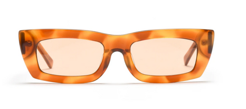 VEHLA EYEWEAR Florence Honey Tort Cinnamon