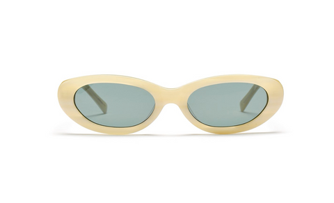VEHLA Willow Creme Sunglasses