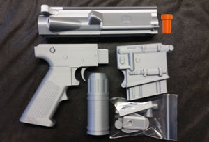 Captain Cassian Andor Blaster ( Star Wars Rouge One Inspired ) 1:1 - Movie Accurate Kit