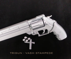 Trigun - Vash's Stampede/badlands Gun anime - Kit