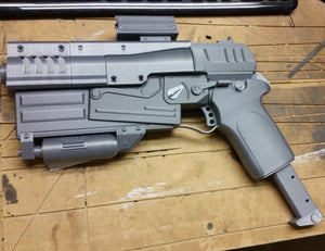 Fallout 4 10mm Pistol Base (kit) With Mods