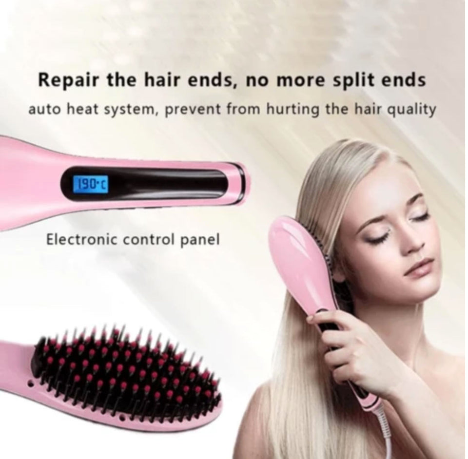 FPro STRAIGHTENER BRUSH
