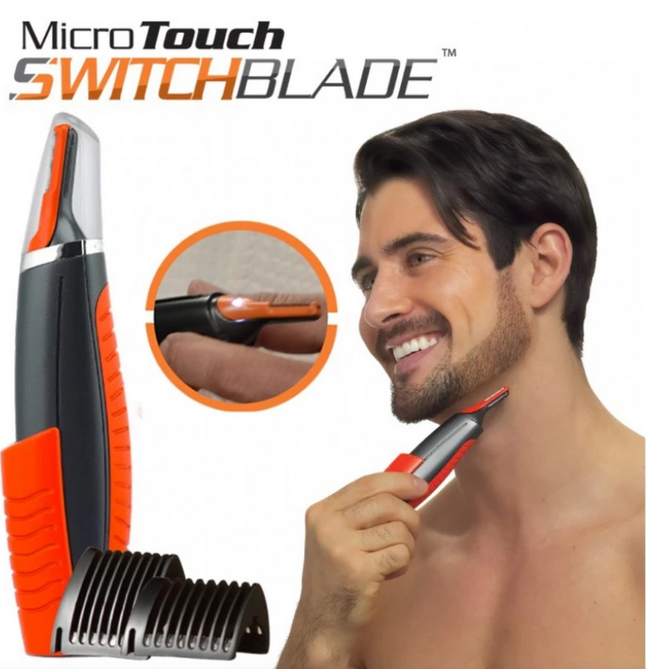 Microtouch Switchblade Trimmer