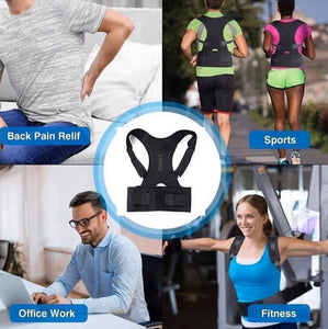 ADJUSTABLE POSTURE CORRECTOR (UNISEX)