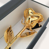 Gold Foil Rose - Best Romantic Gift