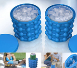 Silicon Ice Cube Bucket