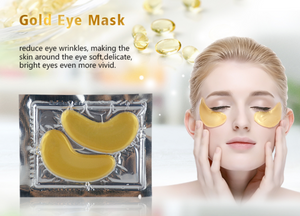HeVish™ Golden Under Eye Mask