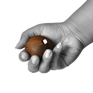 Wooden Ball Measuring Tape