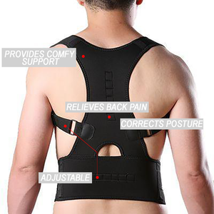ADJUSTABLE POSTURE CORRECTOR - UNISEX