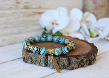 Load image into Gallery viewer, handmade natural stone bracelet