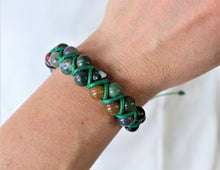 Load image into Gallery viewer, green bracelet