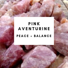 Load image into Gallery viewer, Natural Rose Quarts and Pink Aventurine Bracelet