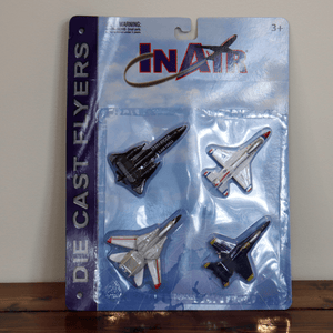 Die Cast Four Plane Set