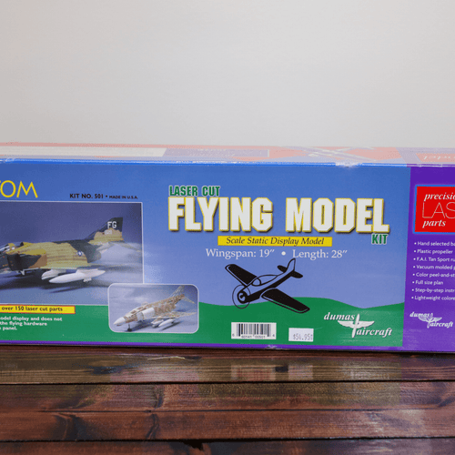 F-4D Phantom Flying Model Kit