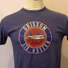 Load image into Gallery viewer, Grissom Air Museum B-58 T-Shirt