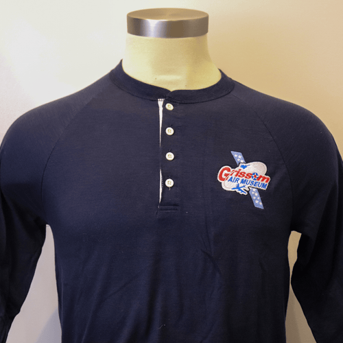 Long Sleeve Grissom Air Museum Shirt