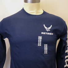 Load image into Gallery viewer, U. S. Air Force Assorted Long Sleeve Shirts