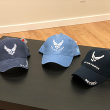 Load image into Gallery viewer, Air Force Hats