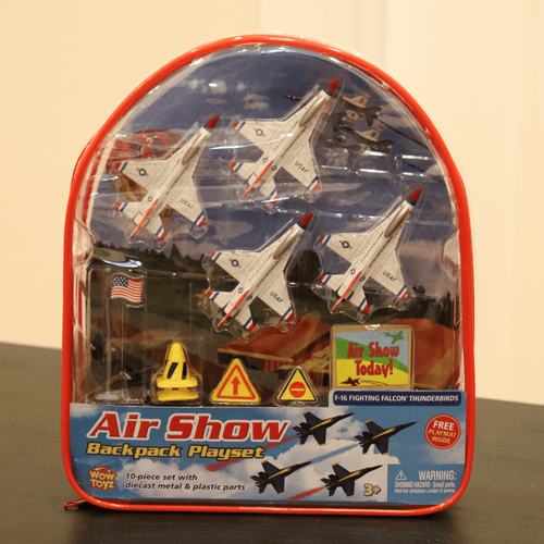 Air Show Play Set