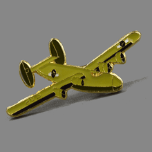 Load image into Gallery viewer, Plane Hat Pins