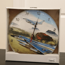 Load image into Gallery viewer, Plane Clocks