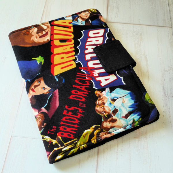 Dracula Cotton print Kindle Cover