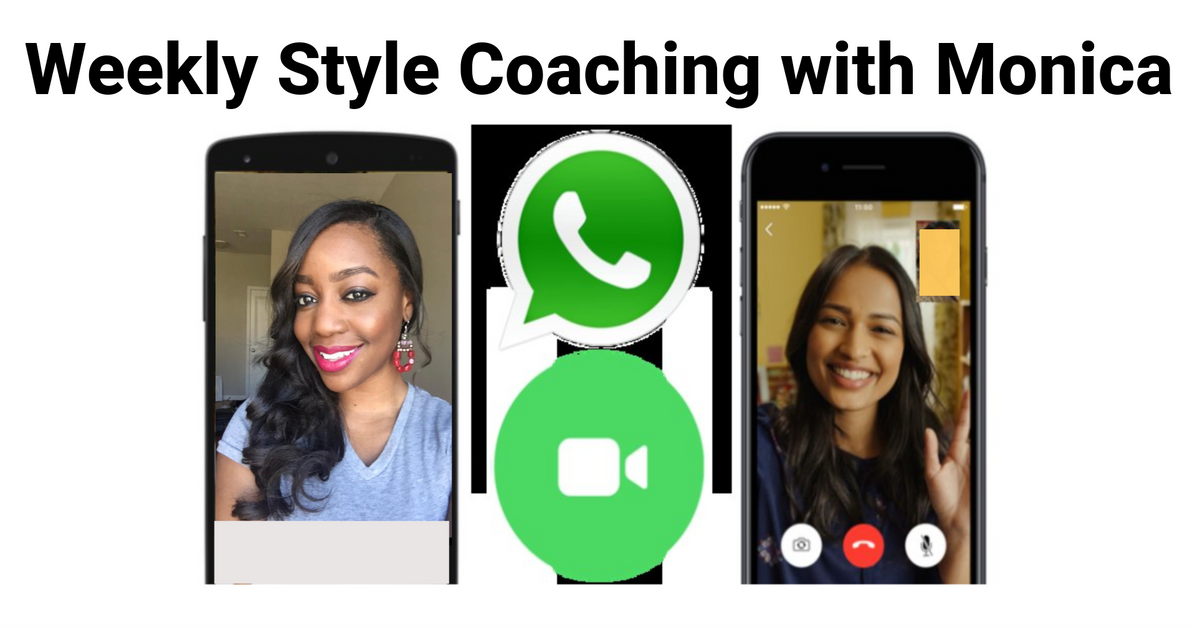 Online Style Coaching with Monica