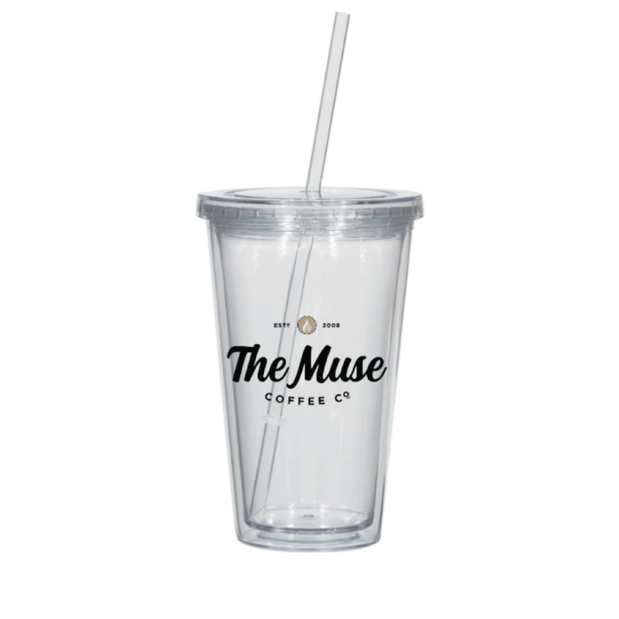 Clear To-Go Tumbler
