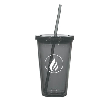 Gray To-Go Tumbler