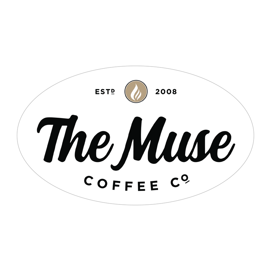 Muse Logo Sticker