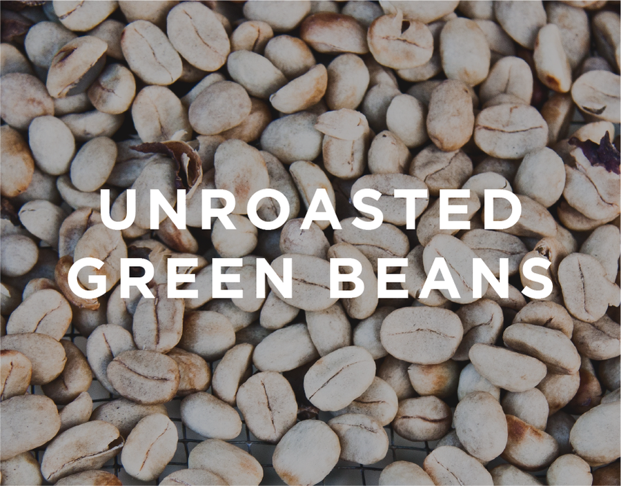 Unroasted Green Beans