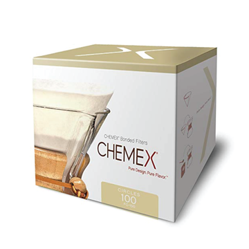 CHEMEX® Bonded Filter Circles - 100 Pack