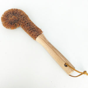 Eco dish brush coconut bristles