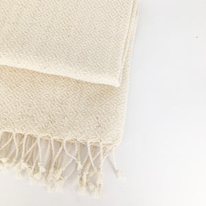 Organic Cotton Hand Towel Detail Myanmar