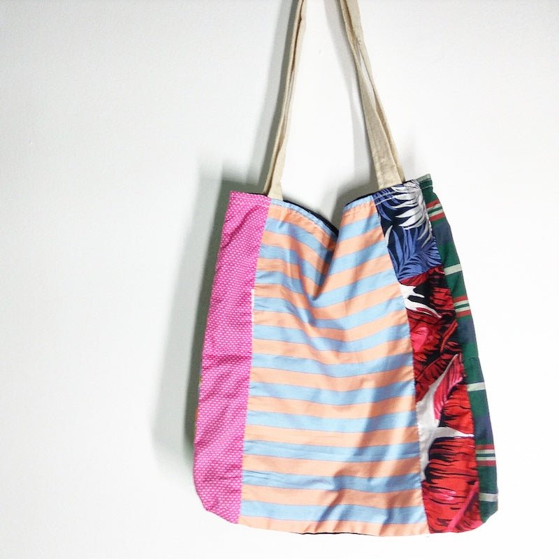 Dreamland Double-sided Tote Bags
