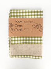 Load image into Gallery viewer, 100% Cotton Tea Towels