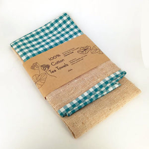 100% Cotton Tea Towels