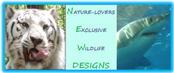 Nature-lovers Exclusive Wildlife Designs