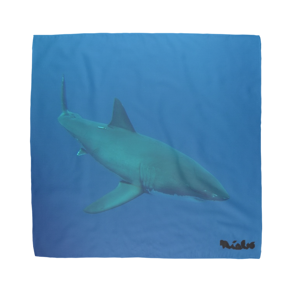Sublimation Bandana - Candy the Great White Shark Collection
