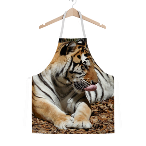 Classic Sublimation Adult Apron - Toby the Tiger Collection