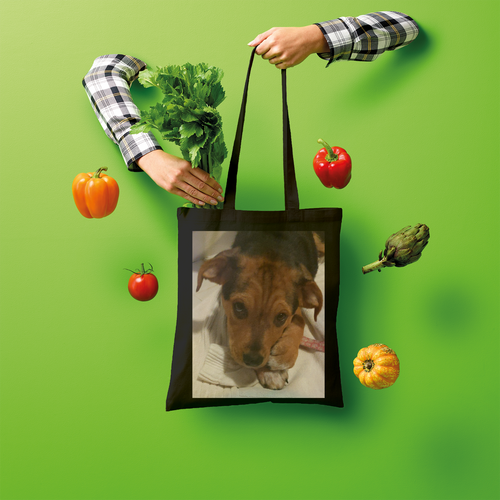 Shopper Tote Bag - Rescue Pets Collection -