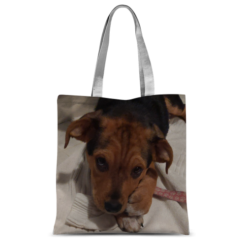 Tote Bag - Classic Sublimation - Rescue Pets Collection -