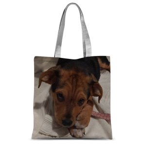 "Tote Bag - Classic Sublimation - Rescue Pets Collection - ""Lucy"" VI"