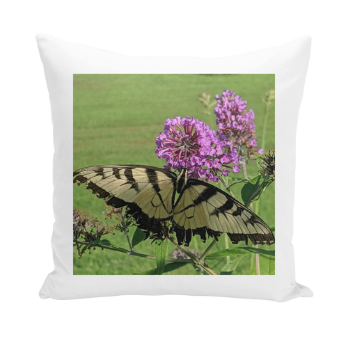 Throw Pillow/Cushion Covers - Swallowtail Butterfly - The Nature Collection