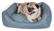 Load image into Gallery viewer, Dog Bed Wick-Away Nano-Silver Anti-Bacterial Water Resistant Rectangular (3 colors available)