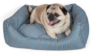 Dog Bed Wick-Away Nano-Silver Anti-Bacterial Water Resistant Rectangular (3 colors available)
