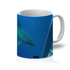 11oz Mug - Candy the Great White Shark Collection