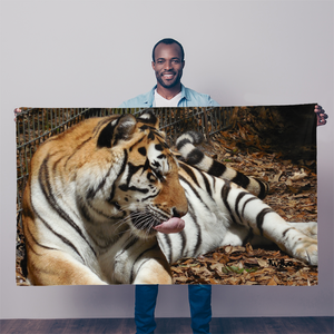 Sublimation Flag/Banner - Toby the Tiger Collection